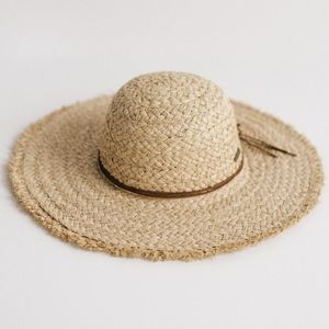 cbd0c41c48ade Gigi Pip · Addie - Women's Straw Wide Brim Sun Hat